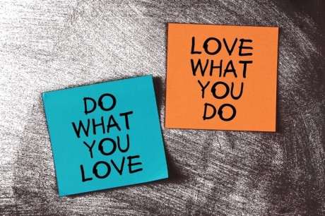 Love what you do adjusted