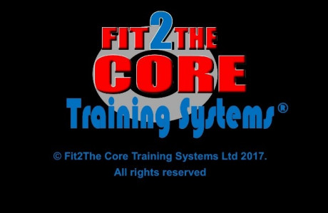 Fit2thecore logo